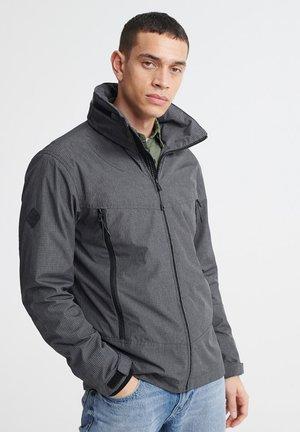 SUPERDRY ALTITUDE HIKER JACKET - Training jacket - black check