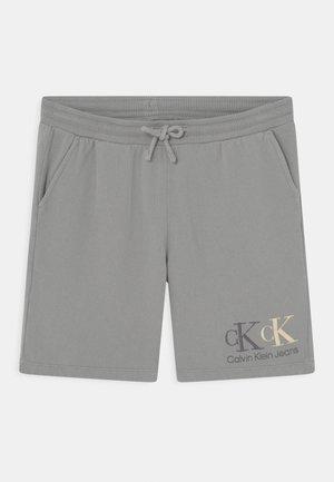 UNISEX - Shorts - grey