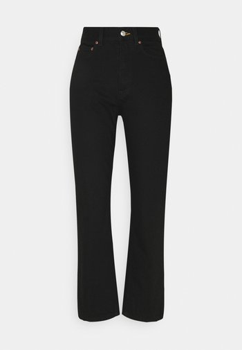 PEARL RINSE  - Jeans a sigaretta - rinse black