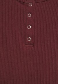 Pieces - PCKITTE - Long sleeved top - red mahogany - 5