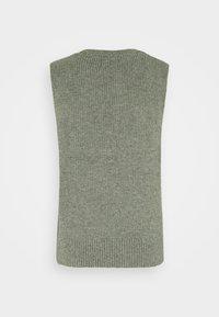 ONLY Tall - ONLPARIS LIFE - Stickad tröja - kalamata/melange - 1