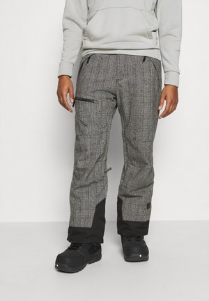 Snow pants - white/black