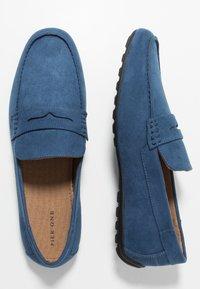 Pier One - Scarpe senza lacci - dark blue - 1