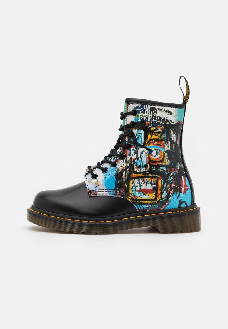 Dr. Martens - 1460 BASQUIAT - Lace-up ankle boots - black