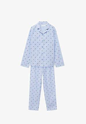 SET - Pyžamová sada - hemelsblauw