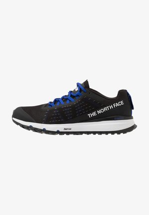 MEN'S ULTRA SWIFT - Zapatillas de trail running - black/blue