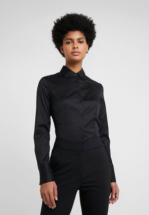 THE FITTED - Camicia - black