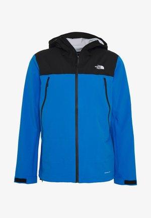 M TENTE FUTURELIGHT JACKET - Hardshell jacket - clear lake blue/black