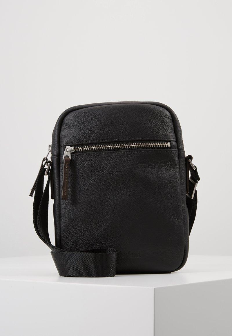 Timberland - SMALL CROSSBODY - Across body bag - black