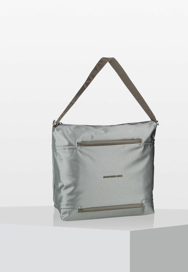 DAPHNE HOBO - Shopper - gray