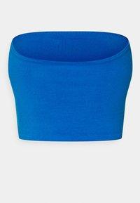 Weekday - ADDILYN TUBE 2 PACK - Top - white/blue - 7