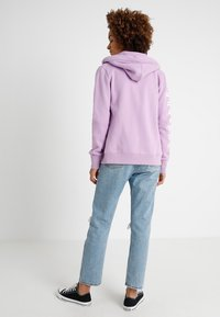 Superdry - Zip-up hoodie - purple - 2