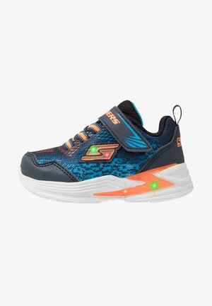 ERUPTERS - Trainers - navy/orange/blue