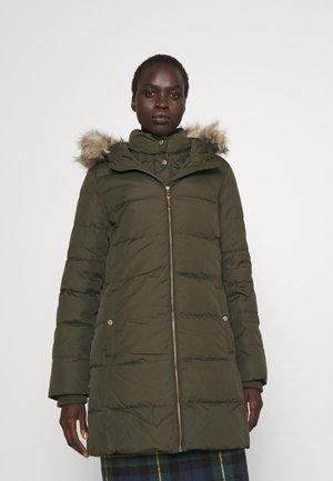 INSULATED COAT - Down coat - litchfield loden