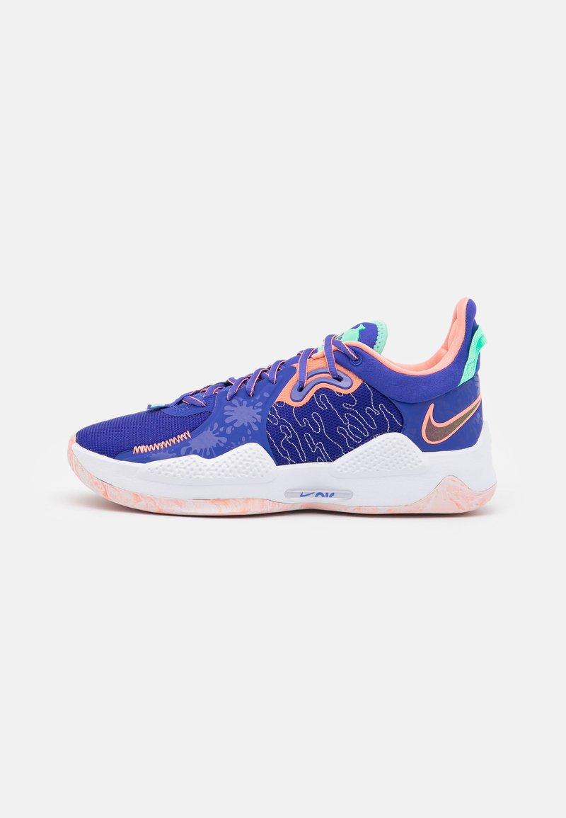 Nike Performance - PG 5 - Basketsko - lapis/blue void/crimson bliss