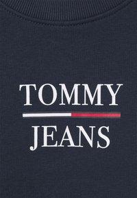 Tommy Jeans - TERRY LOGO - Sweatshirt - twilight navy - 5