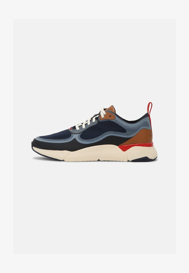 GRANDSPORT II - Sneakers - navy/tan