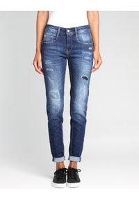 Gang - Slim fit jeans - strongly vintage wash - 0