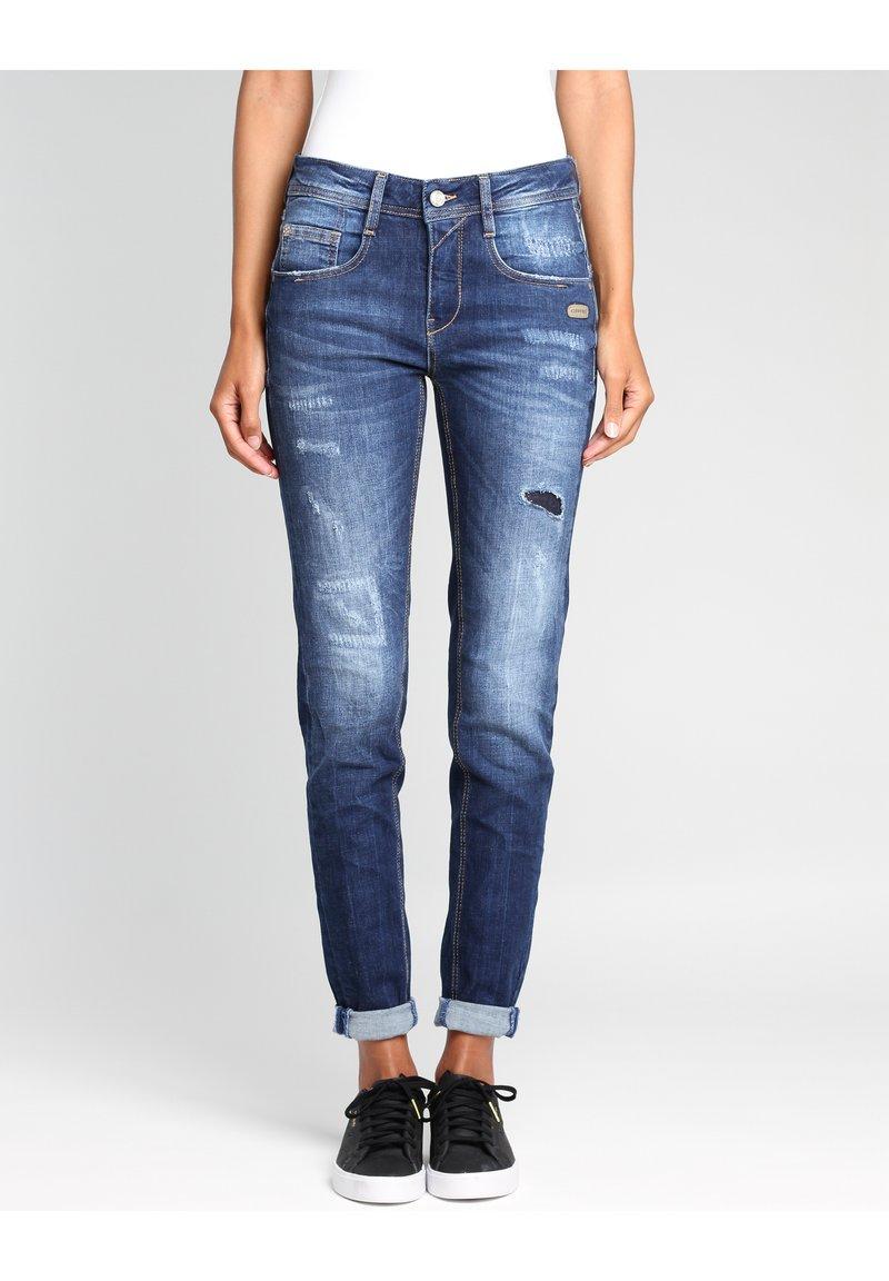Gang - Slim fit jeans - strongly vintage wash