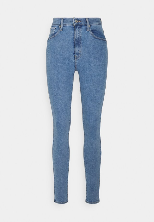 MILE HIGH SUPER SKINNY - Jeans Skinny Fit - naples stone