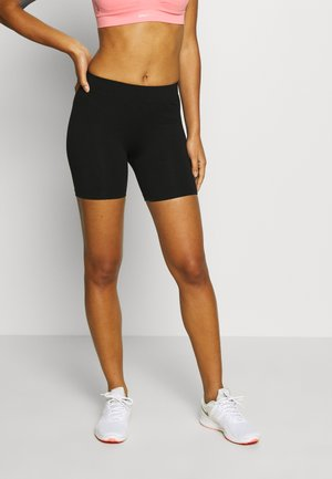 ONPPERFORMANCE SHORTS - Leggings - black