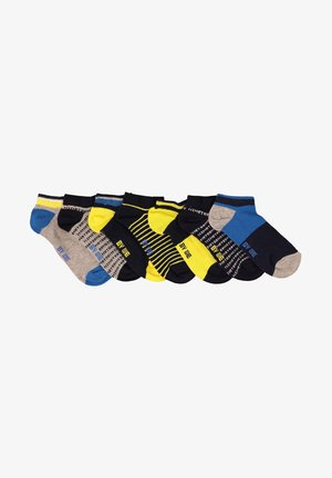 7ER-PACK - Socks - black