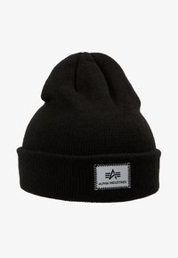 Alpha Industries - X-FIT BEANIE UNISEX - Mössa - black - 5