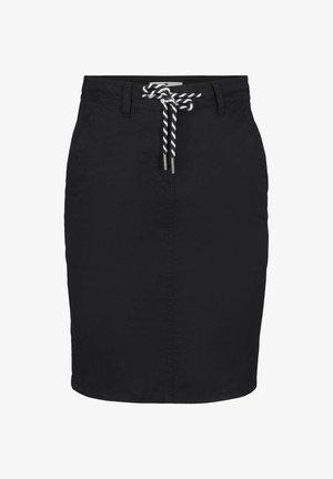 Pencil skirt - deep black