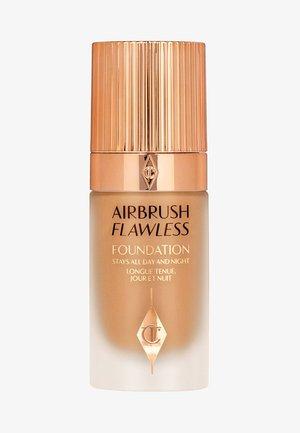 AIRBRUSH FLAWLESS FOUNDATION - Foundation - 10 warm