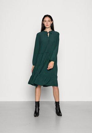 MAROC DRESS - Kjole - dark teal green