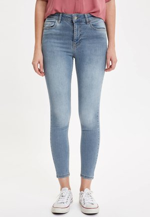 WOMAN - Jeans Skinny Fit - blue