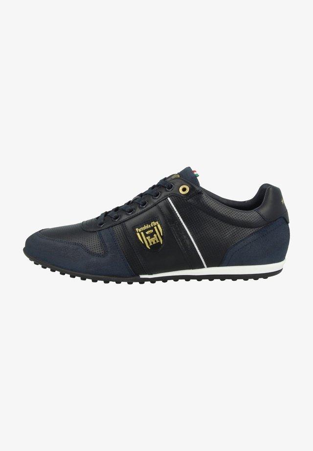 ZAPPONETA UOMO LOW - Sneakers laag - dress blues