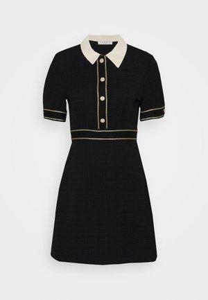 LORINE - Day dress - noir