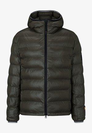 Winter jacket - olivgrün