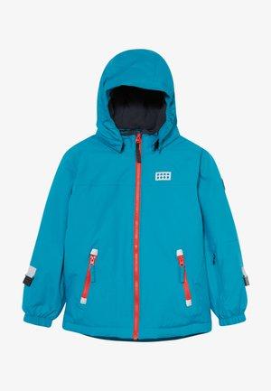 LWJOSHUA 720  - Snowboardová bunda - dark turquoise