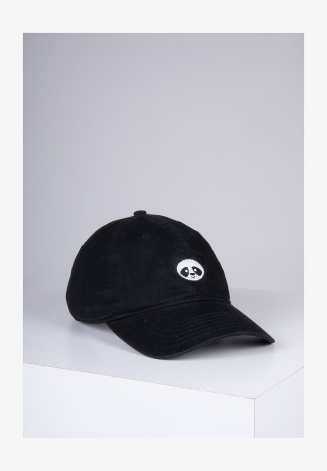 PANDA - Cappellino - schwarz