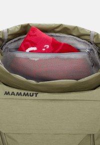 Mammut - XERON COURIER  - Hiking rucksack - olive - 3
