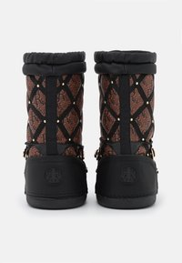 River Island - KIM QUILTED  - Winter boots - black - 3