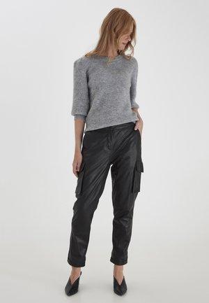 DRMIA - Trousers - black