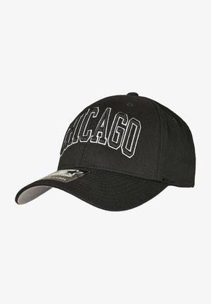 CHICAGO FLEXFIT - Cap - black