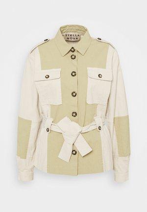 Summer jacket - desert