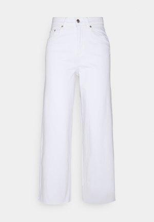 BYKATO BYKAISA - Straight leg jeans - off white