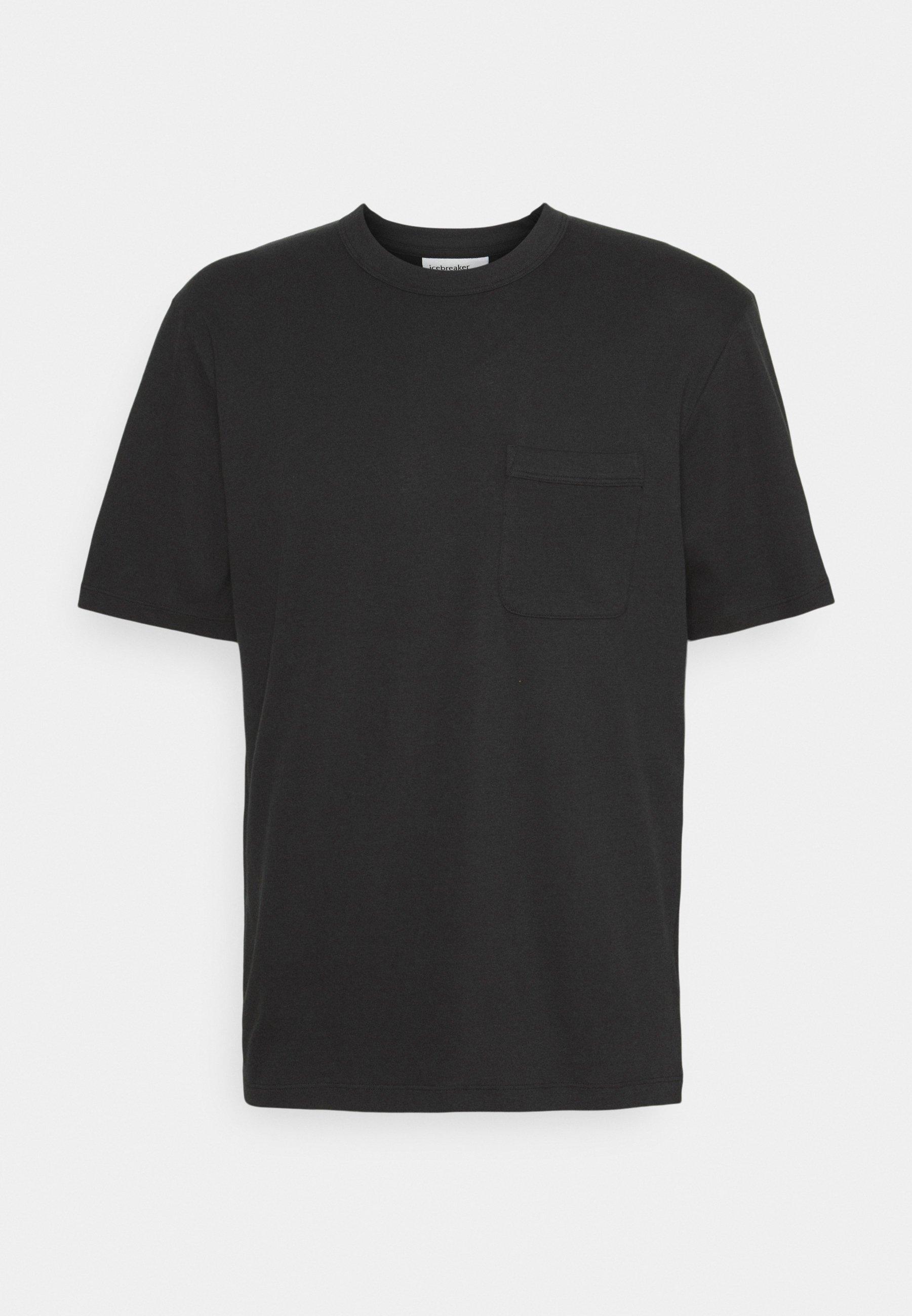 Men RYE LANE POCKET TEE - Basic T-shirt