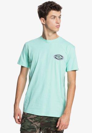 ISLE OF STOKE - Print T-shirt - cabbage
