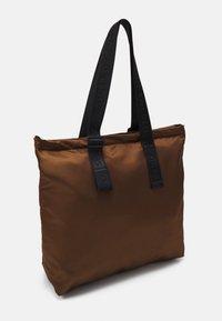 Tiger of Sweden - BLAUE UNISEX - Shopping bag - brown - 2