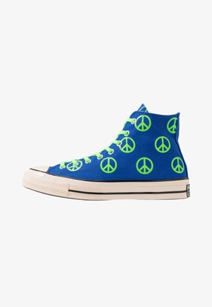CHUCK TAYLOR ALL STAR 70 - Sneakers high - game royal/ghost green/egret