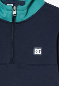 DC Shoes - REBEL  - Hoodie - black iris - 3