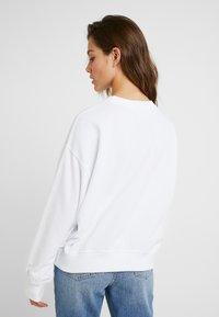 Missguided Petite - FLORIDA GRAPHIC - Sweatshirt - white - 2