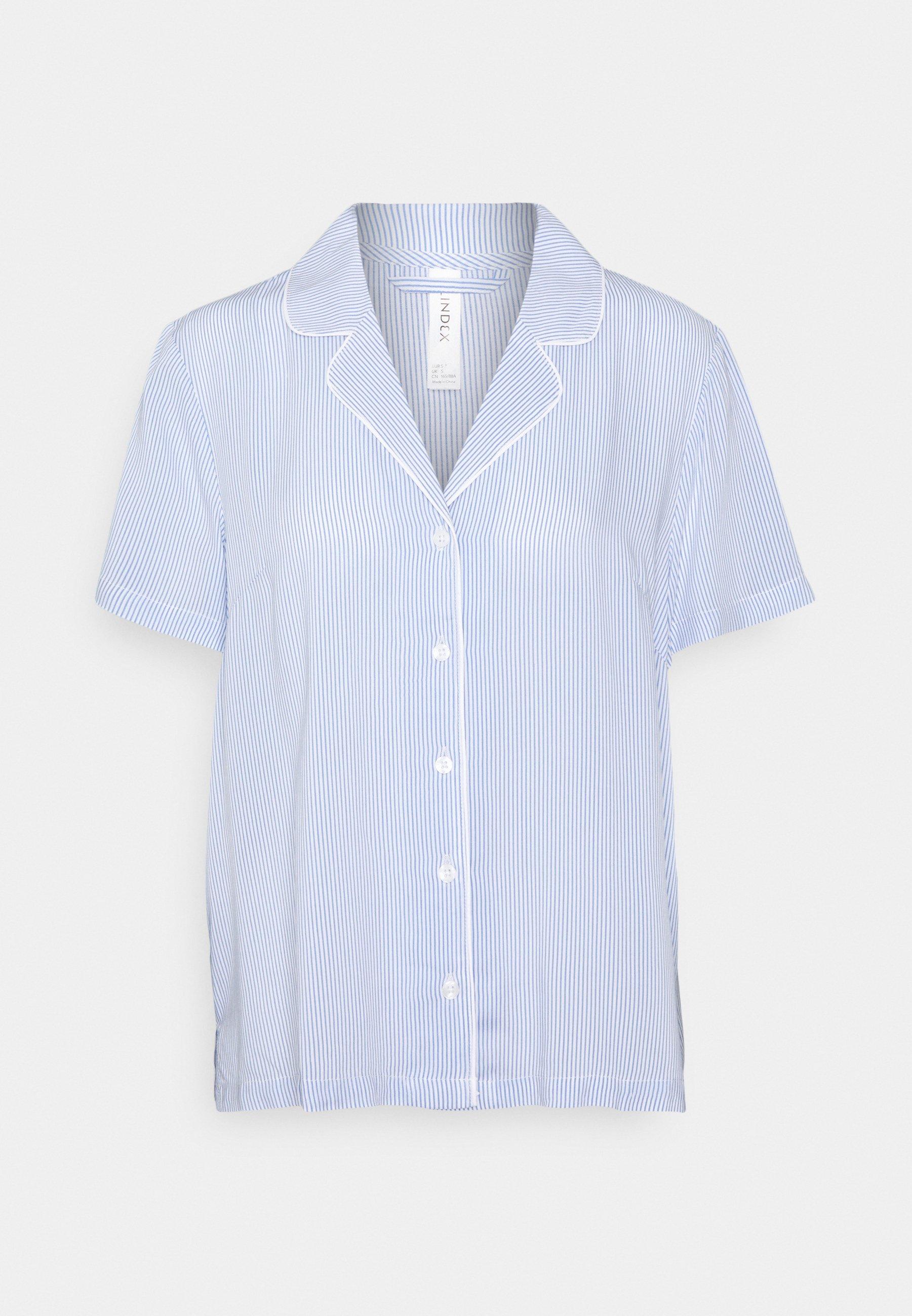 Women NIGHT SHIRT FIA WOVEN - Pyjama top