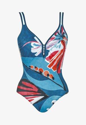 Swimsuit - blau